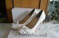 Продаю свадебные туфли